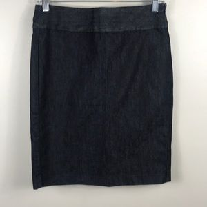 Tommy Hilfiger Denim pencil skirt size 2